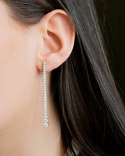 Diamond Earrings IX