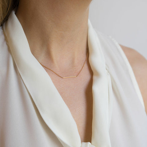 Pink Gold Necklace II
