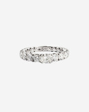 White Gold Diamond Ring V