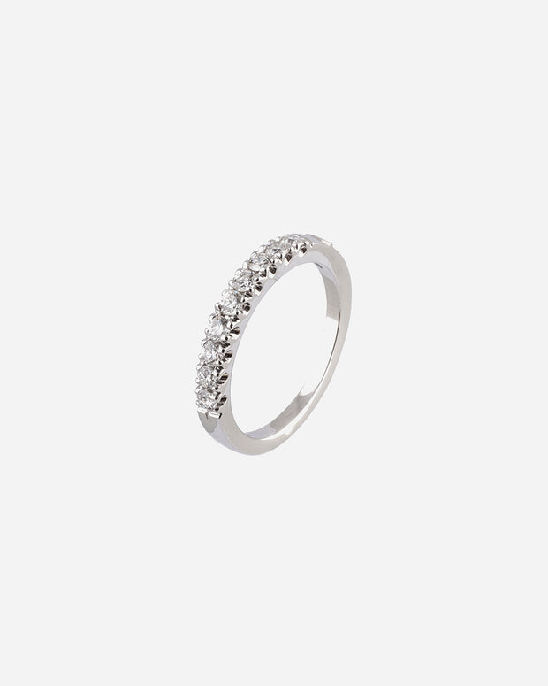 White Gold and Diamond Ring II