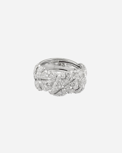 White Gold Diamond Ring II