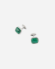 Malachite Cufflinks