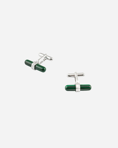 Malachite Cufflinks III