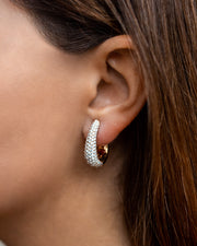 Diamond Earrings III