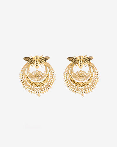 Filigree Earring I