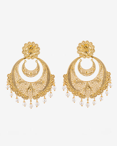 Filigree Earring III