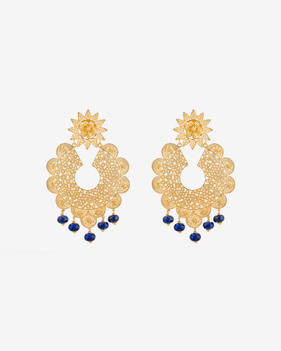 Filigree Earrings IV