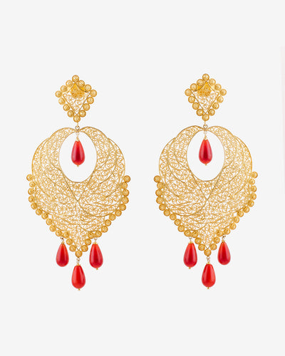 Filigree Earring V