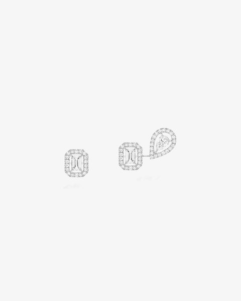 Messika Earrings - White Gold