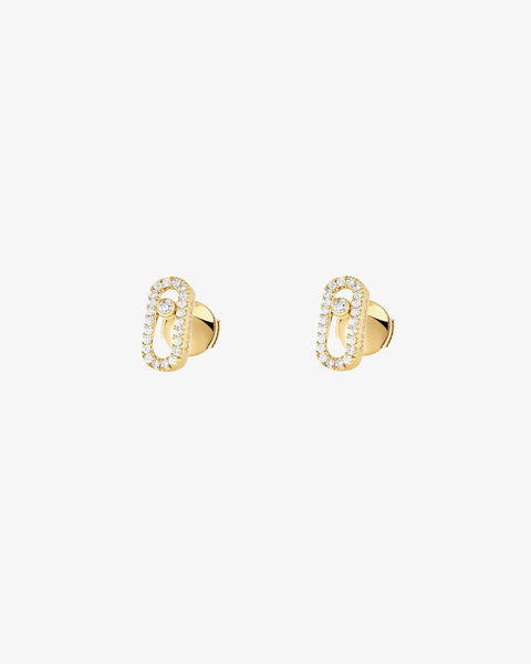 Messika Earrings - Yellow Gold II