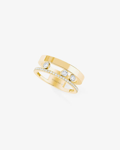 Messika Ring - Yellow  Gold