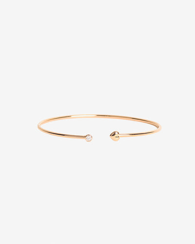 Rose Gold and Diamond Bracelet III