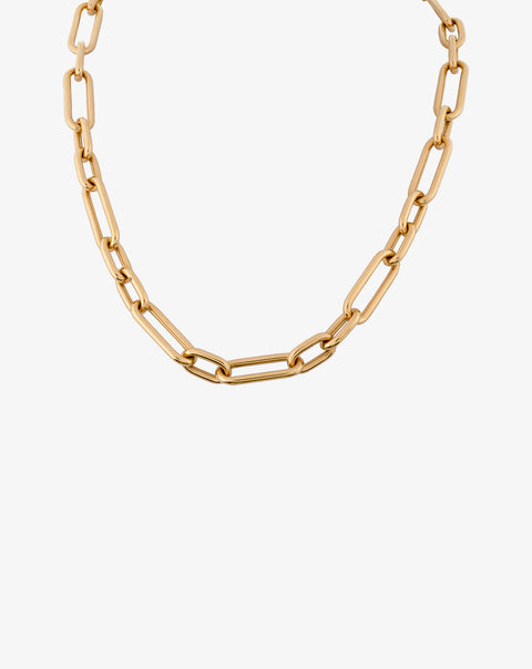 Chain Gold Necklace I