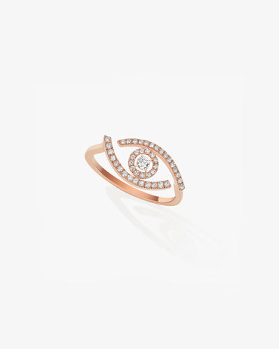 Messika Ring - Lucky Eye Pavé