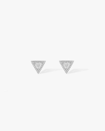 Messika Earrings - White Gold II