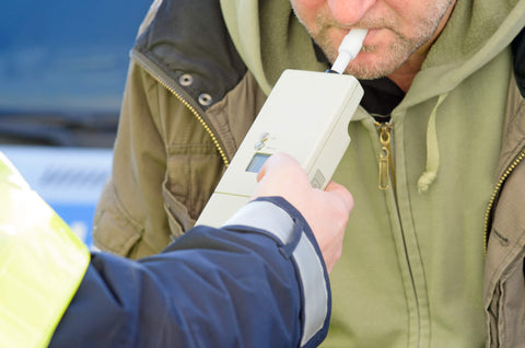 Types of digital breathalyzer