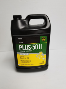 TY27740 John Deere OEM 5W-40 Synthetic Engine Oil - 1 Gallon