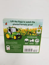 LP75711 John Deere ERTL Plant & Grow Flap Board Book