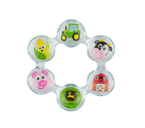 LP73961 John Deere Lamaze Chill Teether Set - 2 Pack