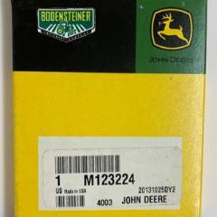 M123224 John Deere OEM Snow Blower Auger Belt