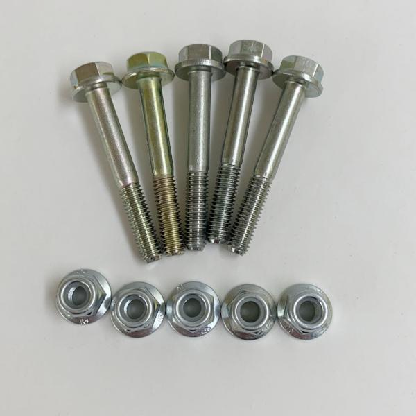 19M8321 14M7397  John Deere OEM Shear Bolt and Nut Kit - Set of 5
