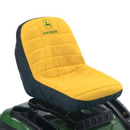 LP92324 John Deere OEM 15-inch Seat Cover - Medium