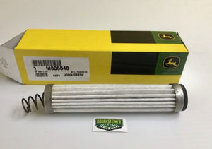 M806848 John Deere OEM Hydrostatic Transmission Oil Filter