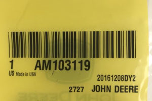 AM103119 John Deere OEM Safety Switch
