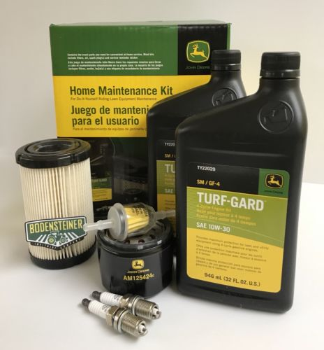 LG275 John Deere OEM Home Maintenance Kit