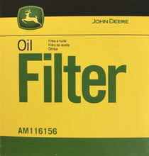 AM116156 John Deere OEM Hydrostatic Transmission Oil Filter