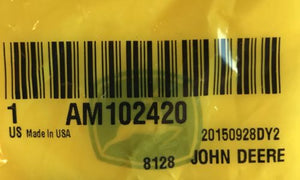 AM102420 John Deere OEM Hydraulic Quick Coupler Plug