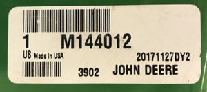 M144012 John Deere OEM Skid Shoes - Set of 2