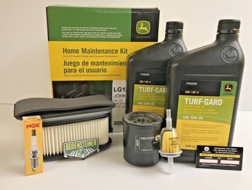 LG183 John Deere OEM Home Maintenance Kit