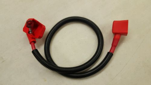 John Deere OEM Positive Battery Cable AM115500