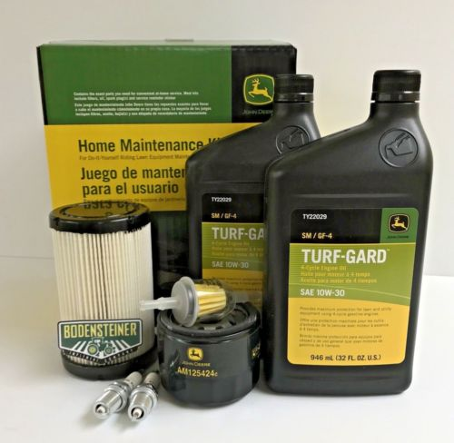 LG276 John Deere OEM Home Maintenance Kit