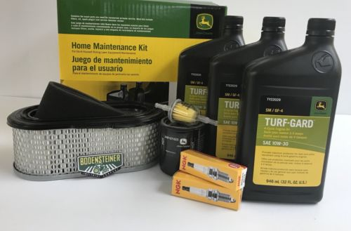 LG257 John Deere OEM Home Maintenance Kit