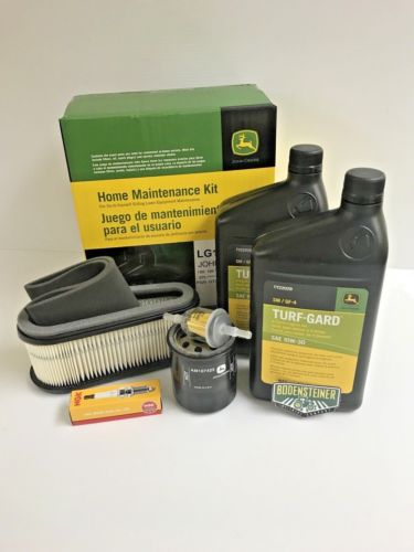 LG185 John Deere OEM Home Maintenance Kit