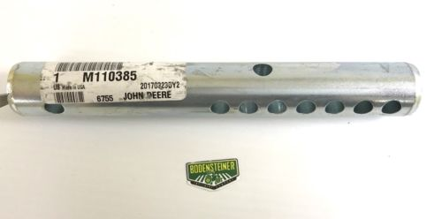 M110385 John Deere OEM Mower Deck Gauge Wheel Shaft