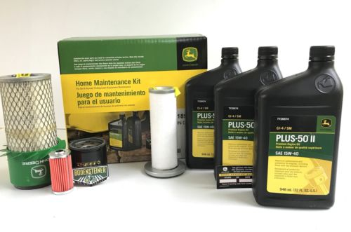 LG189 John Deere OEM Home Maintenance Kit
