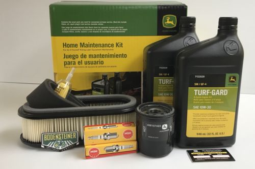 LG186 John Deere OEM Home Maintenance Kit