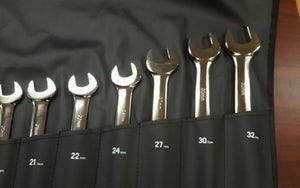 TY19977 John Deere OEM Metric Full-Polished Wrench Set - 20 Pieces
