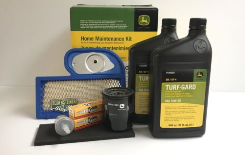 LG195 John Deere OEM Home Maintenance Kit