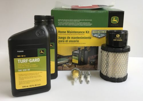 LG269 John Deere OEM Home Maintenance Kit