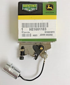 HE1601183 John Deere OEM Points & Condenser Ignition Kit