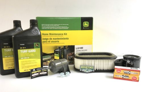 LG180 John Deere OEM Home Maintenance Kit