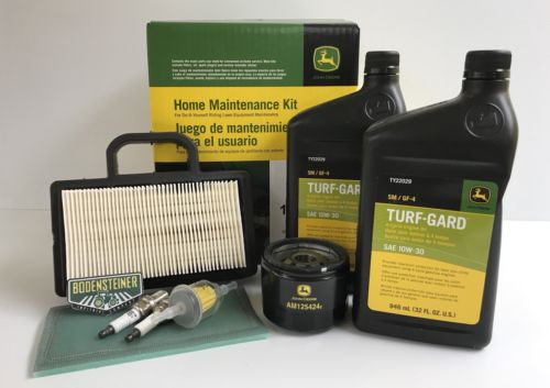 LG263 John Deere OEM Home Maintenance Kit
