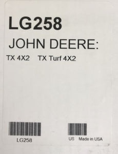 LG258 John Deere OEM Home Maintenance Kit