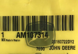 AM107314 John Deere OEM Fuel Filter