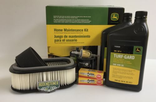 LG187 John Deere OEM Home Maintenance Kit