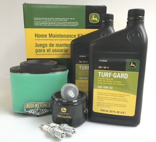 LG268 John Deere OEM Home Maintenance Kit